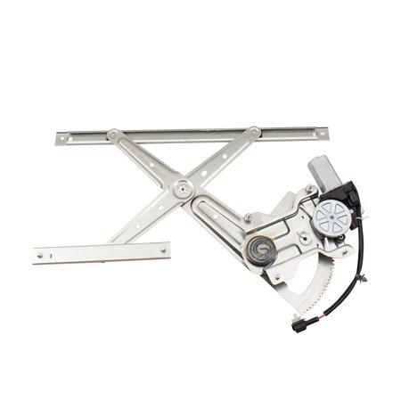 BROCK Drivers Front Power Window Lift Regulator w/ Motor Left Assembly for 03-09 Kia Sorento -