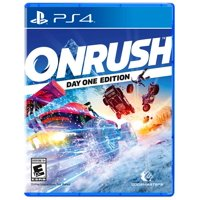 Onrush Day 1 Edition, Square Enix, PlayStation 4, 816819015056