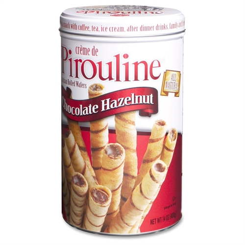 DeBeukelaer Pirouline Cream Filled Wafers -DEB65050