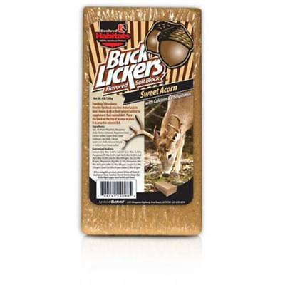 388077 Buck Licker Flavored Salt Lick Block