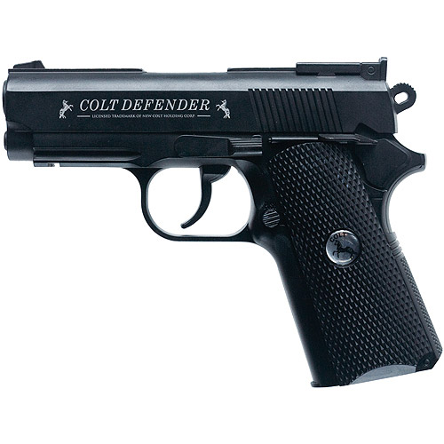 Colt Defender .177 Caliber BB Air Pistol, Black