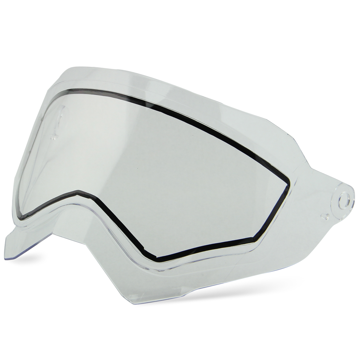 Clear Replacement Shield for Snow Master TX-27S Snow Helmets by Snow Master Helmets