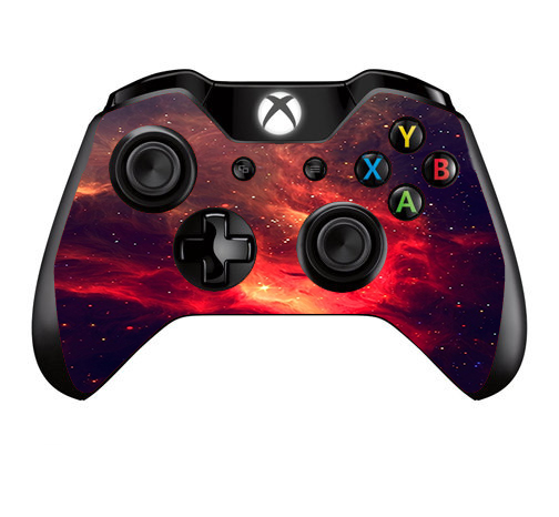 Skins Decals For Xbox One / One S W/Grip-Guard / Space ... Xbox One Skins Walmart