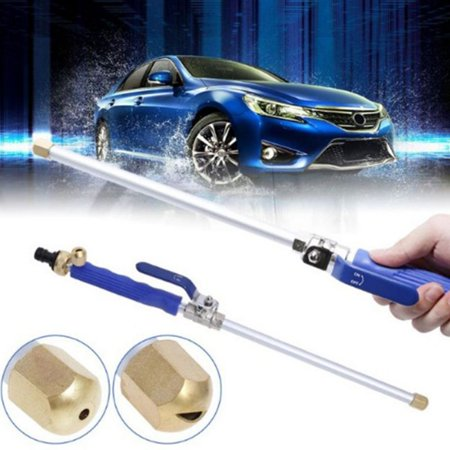 Supersellers Home Car Wash High Pressure Spray Nozzle Water Hose Wand Washer For Car Floor Wall Garden Hot - Csr Wall