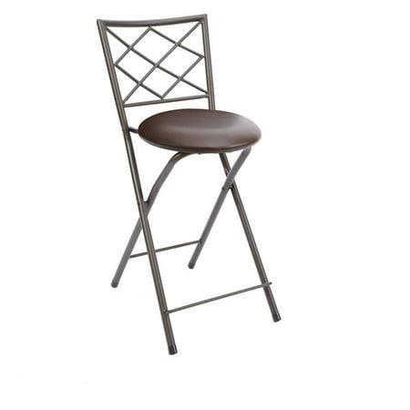 Awe Inspiring Diamond X Back Folding 24 Barstool Multiple Colors Beatyapartments Chair Design Images Beatyapartmentscom