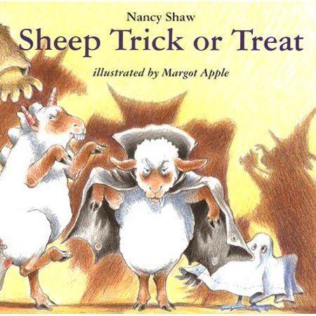 Sheep Trick or Treat](Hours Of Trick Or Treating Halloween)