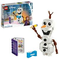 LEGO Disney Frozen II Olaf 41169 Olaf Snowman Toy Figure Building Kit
