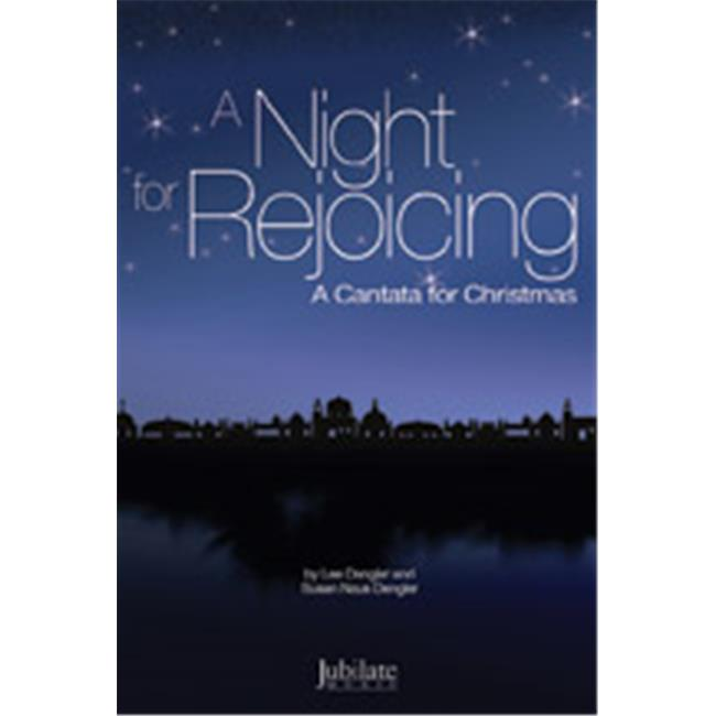 Alfred 00-9767722 NIGHT FOR REJOICING-LIST CD10 PK-JC - image 1 de 1