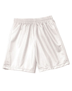 A4 Youth Six Inch Inseam Mesh Short NB5301