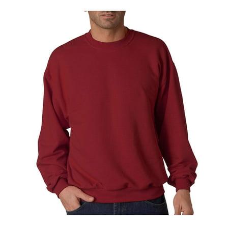 Jerzees Mens Nublend Ribbed Collar Waistband Sweatshirt  Style 562M