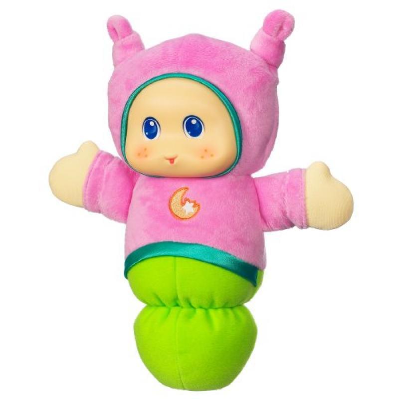 Playskool Play Favorites Lullaby Gloworm Toy (Pink) by Playskool