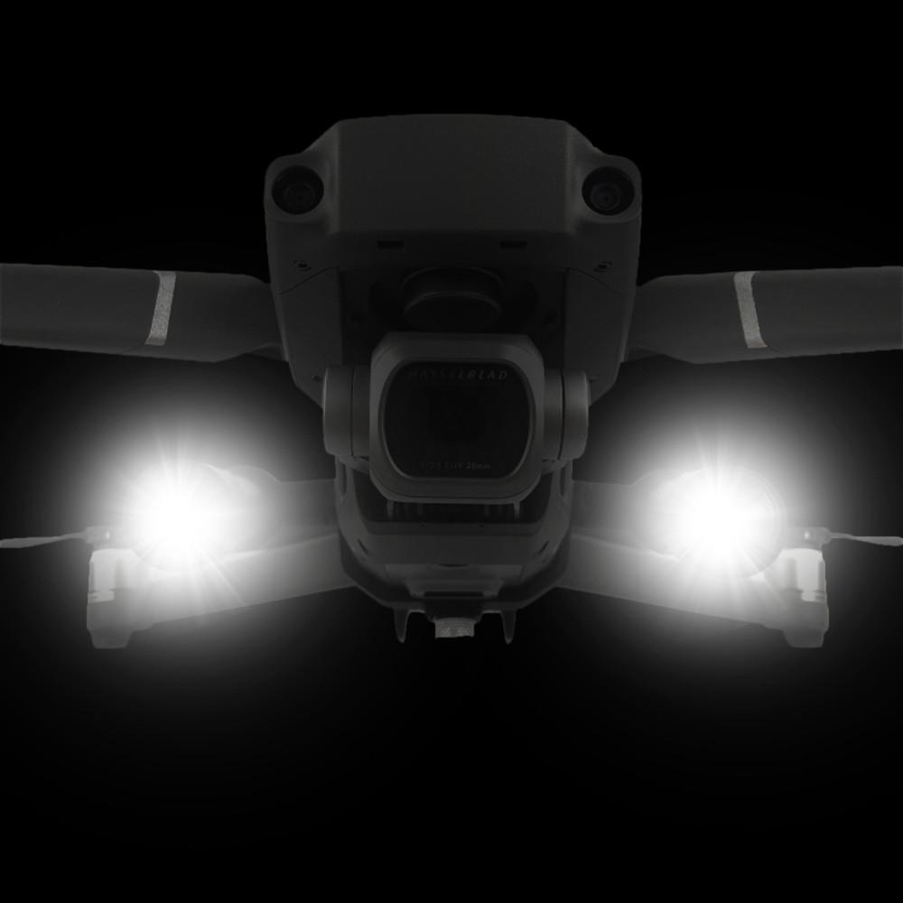 DJI Mavic Air Accessories LED Light Kit Small Flashlight Night Cruise Searching