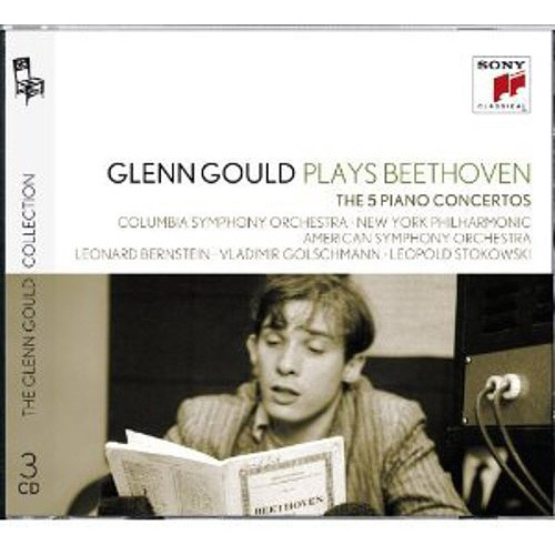 Plays Beethoven: The 5 Piano Concertos