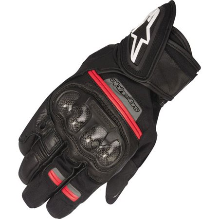 Alpinestars Rage Drystar Leather/Textile Motorcycle Glove