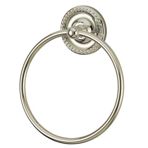 Kingston Brass Laurel Wall Mounted Towel Ring
