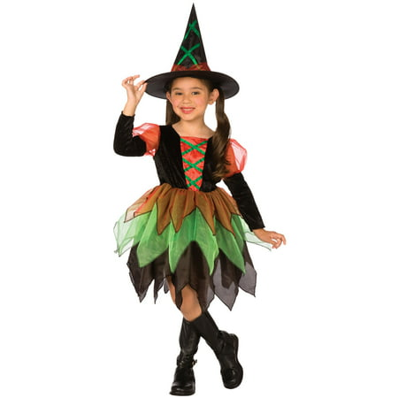 Girls Witch Costume](Costume Apple)