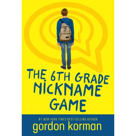 The 6th Grade Nickname Game (repackage) - Sixth Grade Halloween Games