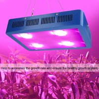 TOPINCN 1200W Greenhouse Indoor Plants Vegetable Flower Plant LED COB Full Spectrum Grow Light Lamp