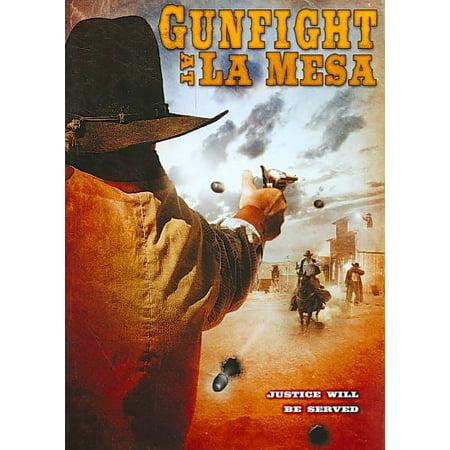 Gunfight at La Mesa (DVD) ()