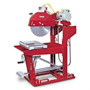 "MK DIAMOND PRODUCTS 160646-24 Block Saw,230V,3-Phase,24"",9 HP G4415750"