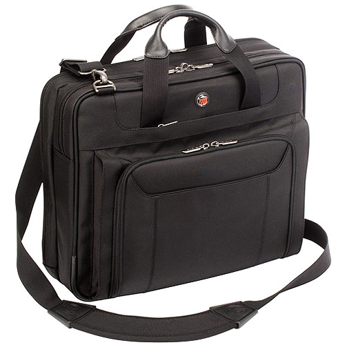 Targus CUCT02UA15S Zip-Thru Corporate Traveler Notebook Case