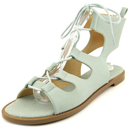Chinese Laundry Guess Who Women  Open Toe Synthetic Green Gladiator Sandal