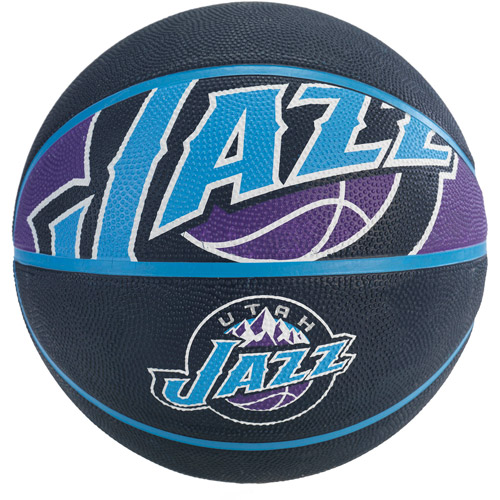 Spalding NBA Utah Jazz Team Ball