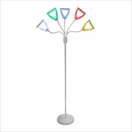 Lumisource 2d led medusa floor lamp in multicolor walmart lumisource 2d led medusa floor lamp in multicolor aloadofball Gallery