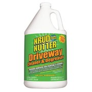 KRUD KUTTER 1 gal. Driveway Cleaner & Degreaser,  1 EA DC016