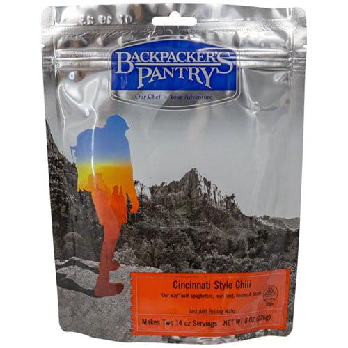 Backpacker's Pantry Cincinnati Chili: 2 Servings by