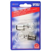 Fed Mogul/ Champ/ Wagner/ Anco #BP2057 2PK Clear Replacement Bulb