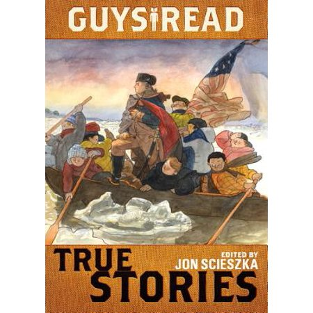 Guys Read: True Stories - eBook