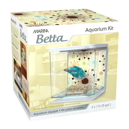 Marina Betta Kit, Fireworks Theme