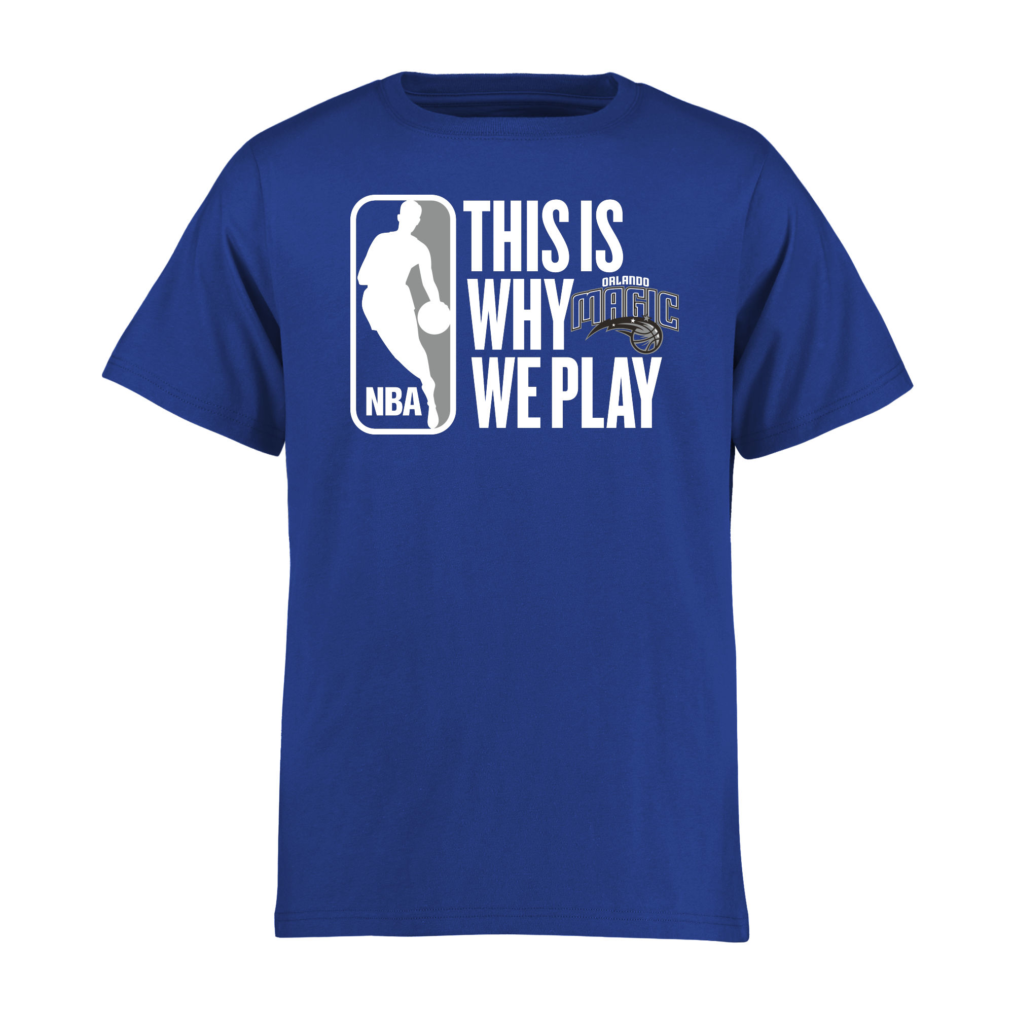 Orlando Magic Youth This Is Why We Play T-Shirt - Royal