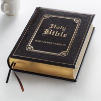 KJV Family Bible Lux-Leather (Other)