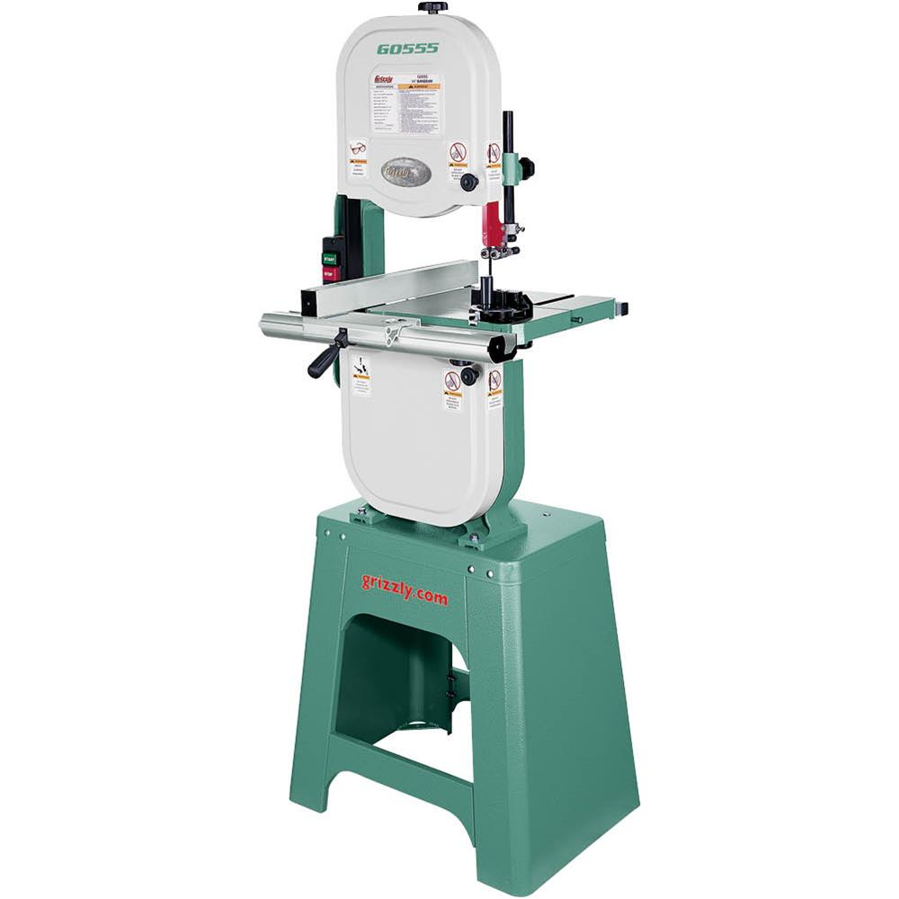 "Grizzly G0555 The Ultimate 14"" Bandsaw by"
