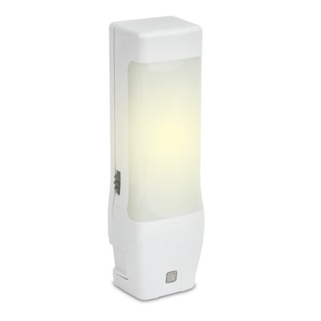 Amerelle 73068 Automatic Mini Utility Fluorescent Light -