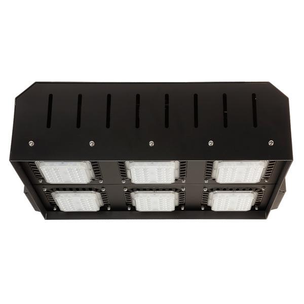 300W LED High Bay, 31,500 Lumens, 5000K Stark White, 120-...