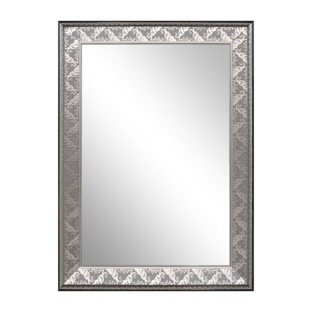 Yosemite Home Decor Cymberly Wall Mirror - 29.6W x 35.6H in ...
