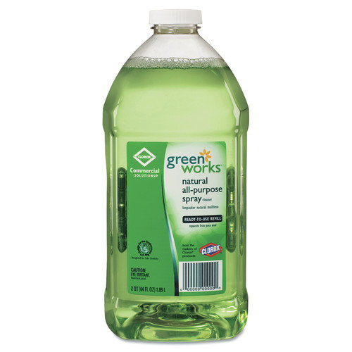 GREEN WORKS Naturally Derived All-Purpose Cleaner (Set of 6)