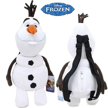 Plush Backpack - - Frozen Oalf Soft Doll Gifts Toys New 641122 - Frozen Toys Walmart
