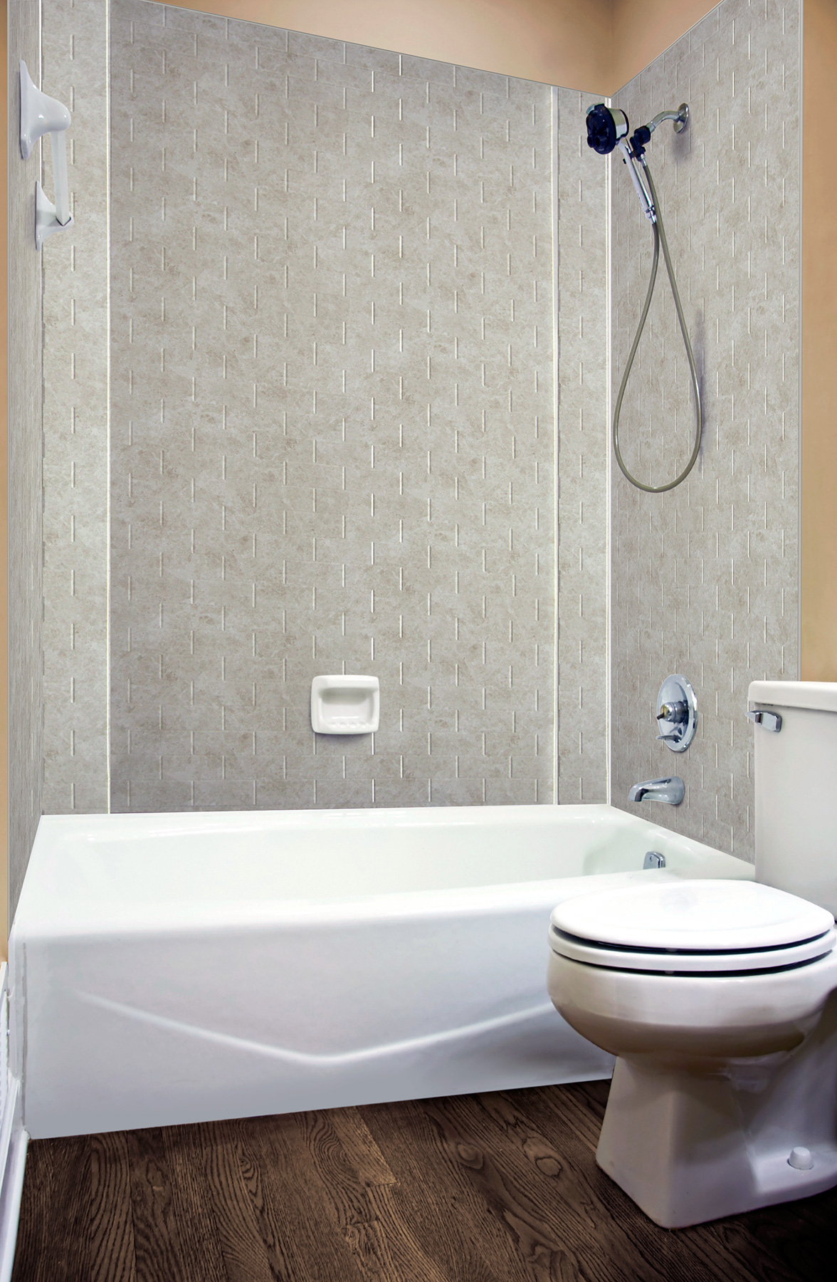 Mirroflex Tub And Shower Surround
