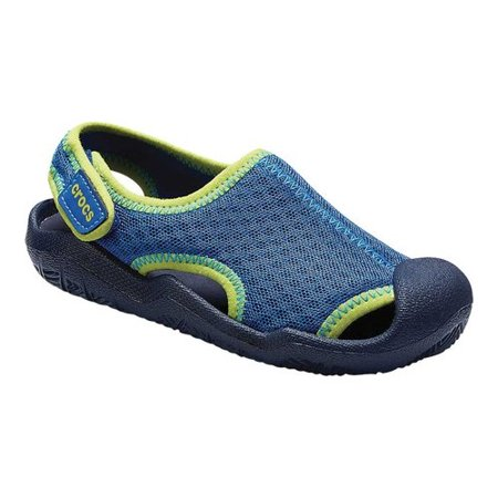 Crocs Unisex Child Swiftwater (Camo Crocs Kids)