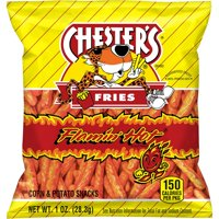 Chesters Hot Fries - 1 Ounce - 50 Count