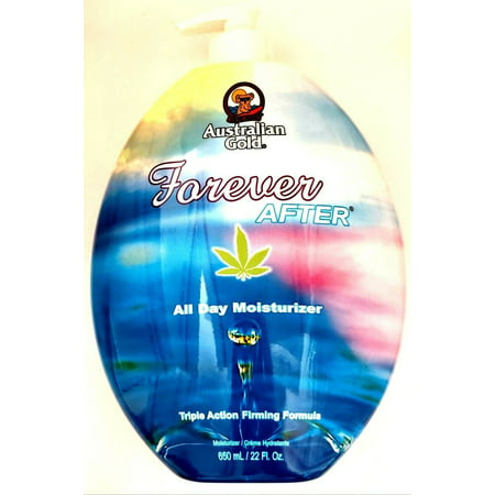 Australian Gold Forever After All Day Moisturizer After Tan Tanning Lotion