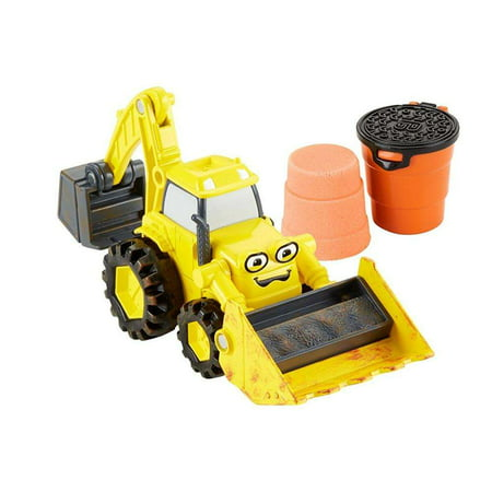 Bob the Builder Scoop Sand Vehicle (Bob The Builder Scoop Saves The Day)