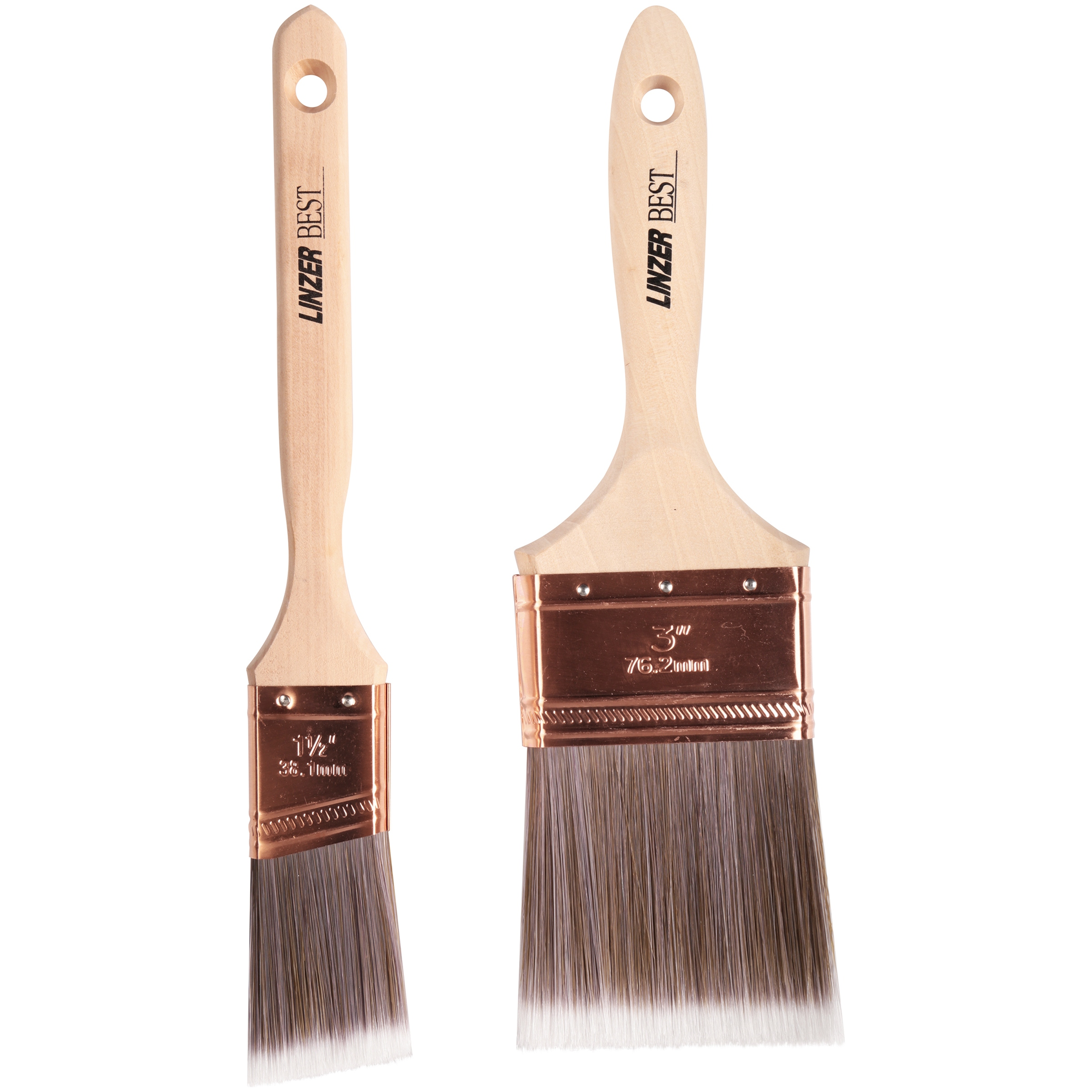 Linzer, Best 2-Piece Brush Set