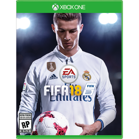 Fifa 18  Electronic Arts  Xbox One  014633735260