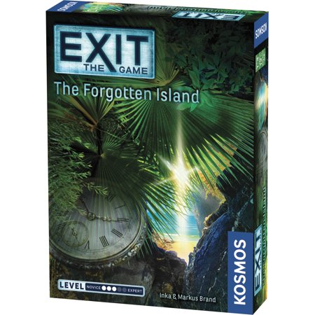 EXIT: The Forgotten Island (Total Drama Revenge Of The Island Games)
