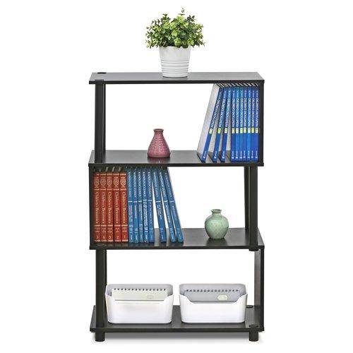 Ebern Designs Desirae Etagere Bookcase by